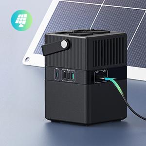 RAVPower 70200mAh ソーラーチャージ可能