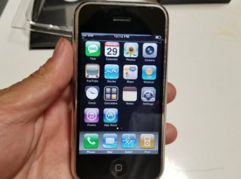 初代iphone 3g