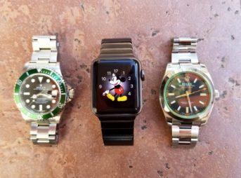 Rolex Apple Watch