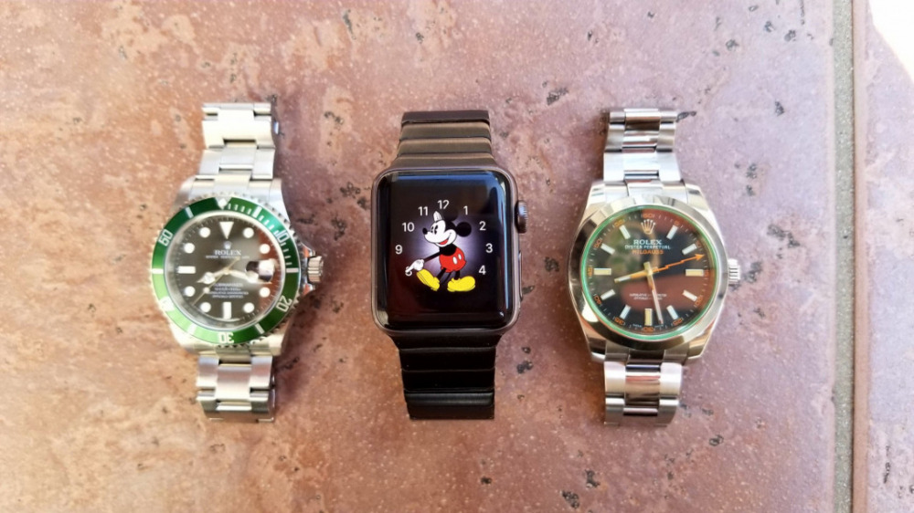 Rolex Apple Watch