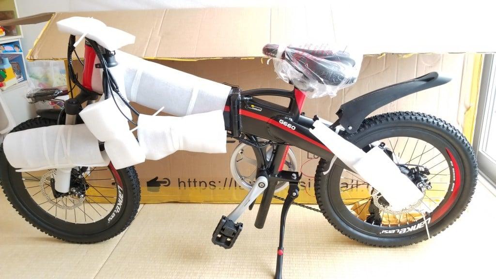 Lankeleisi 電動自転車