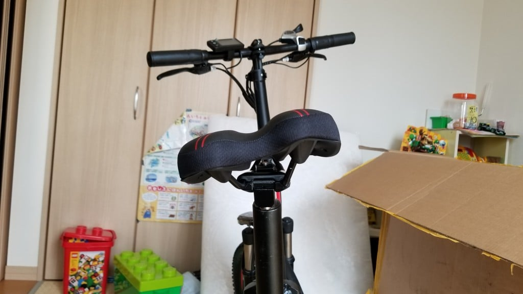 Lankeleisi 電動自転車 サドル