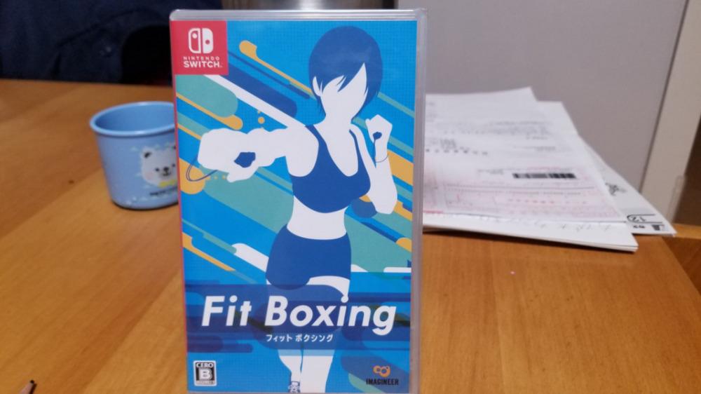 Fit Boxingで筋肉痛に!ダイエット効果があるかレビューします