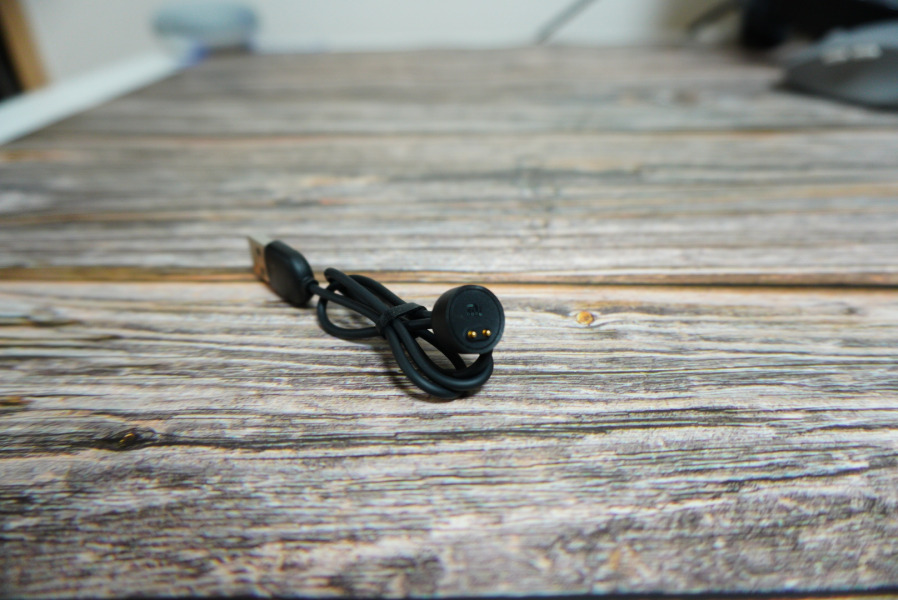 MiBand 5 ワイヤレス充電