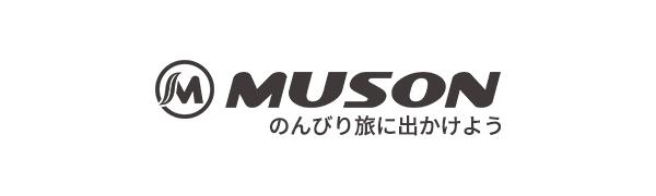 MUSON ロゴ