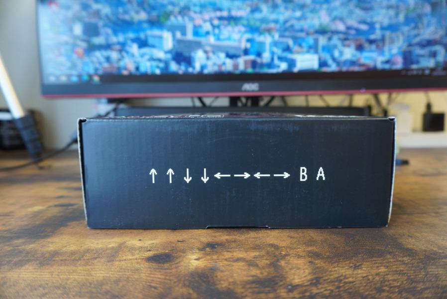 AIR Joy Pro ヘッドセット 箱