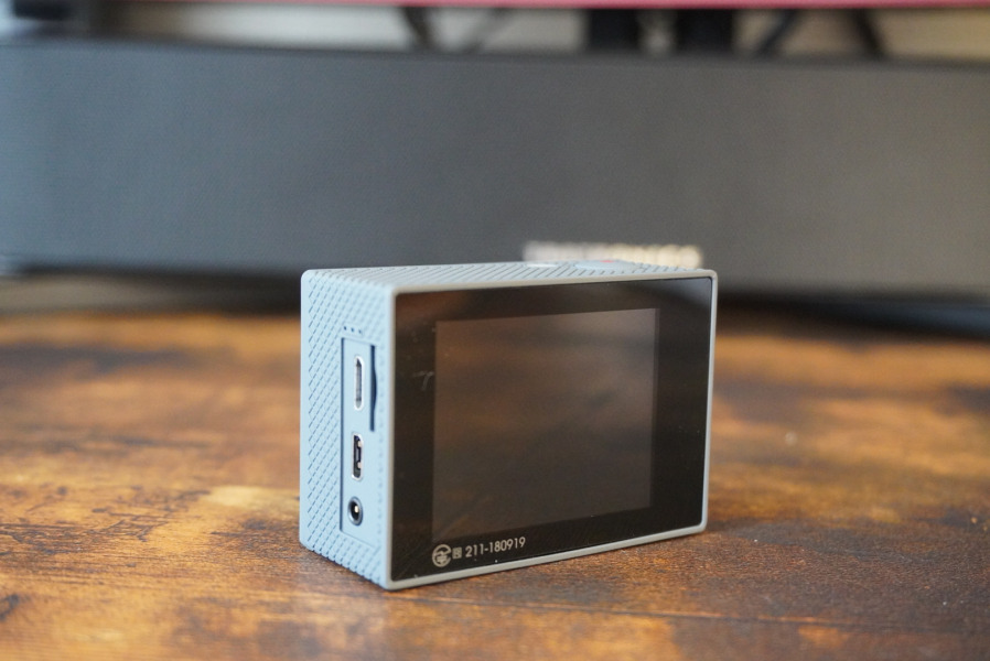 MUSON MAX 1 アクションカメラ