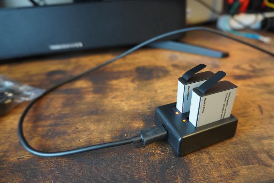 MUSON MAX 1 充電器