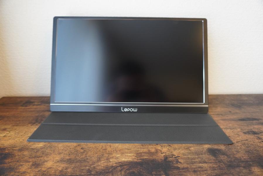 Lepow 15.6インチモバイルモニター
