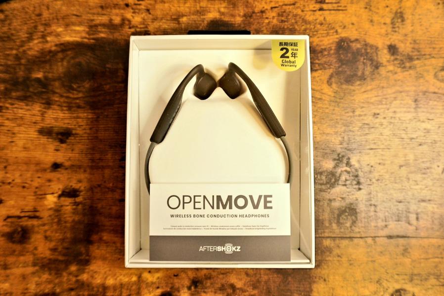AfterShokz,OpenMove,箱
