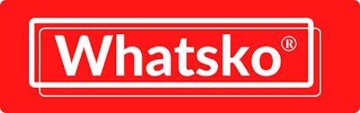 whatsko ロゴ