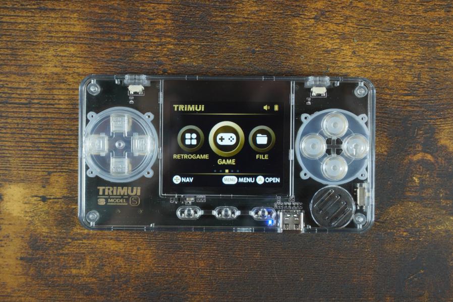 TRIMUI 中華エミュレーター