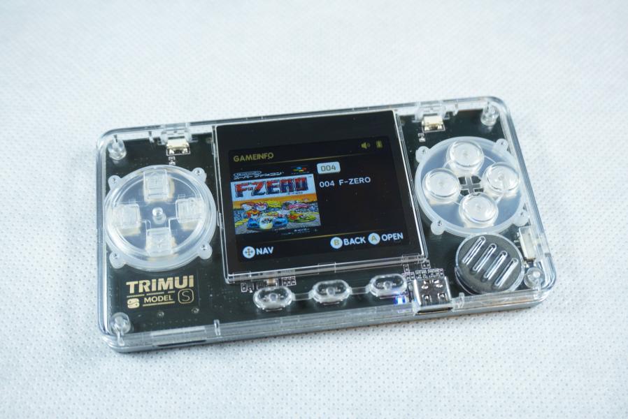 TRIMUI スーパーファミコン