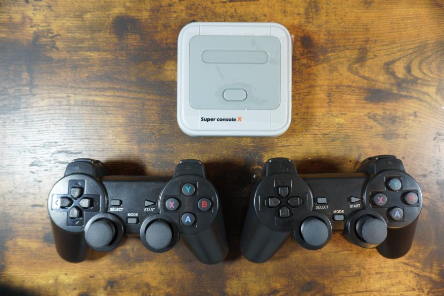super console x コントローラーセット