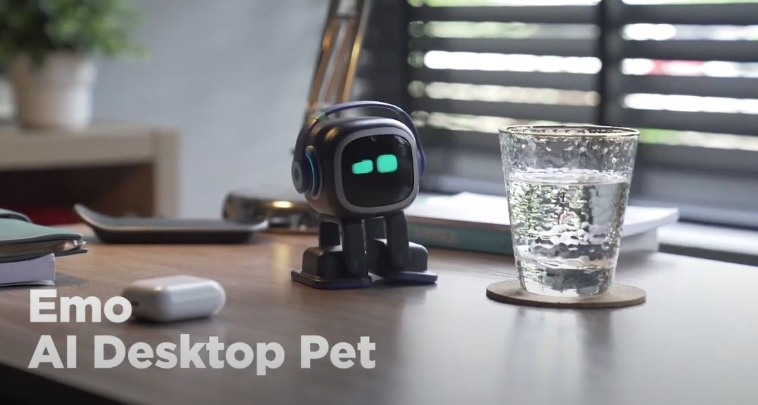 emo robot