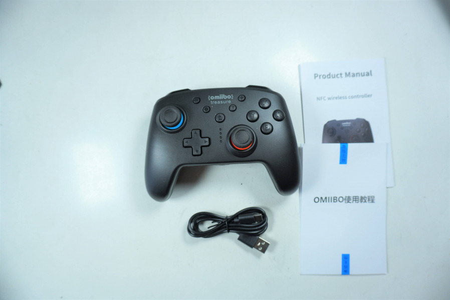 Switchコントローラー 付属品