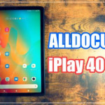 Alldocube iplay40タブレット
