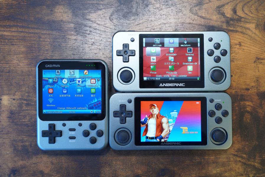 GKD mini 中華ゲーム機