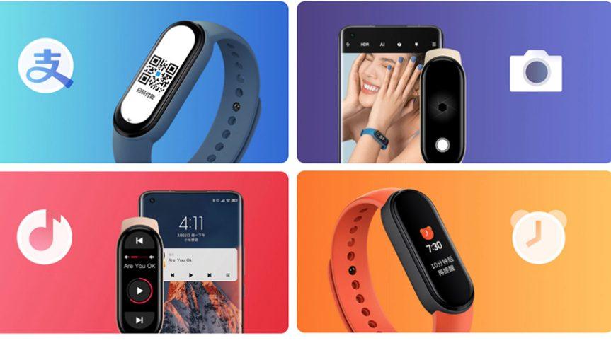 MiBand 6 中国版