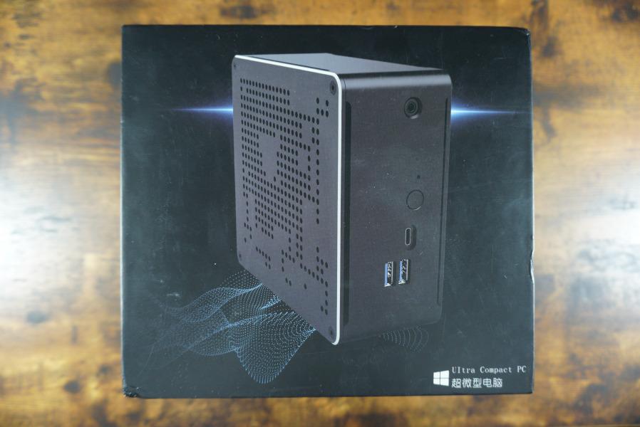 Super Console X PC Box 外箱