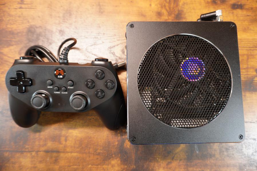 Super Console X PC Box