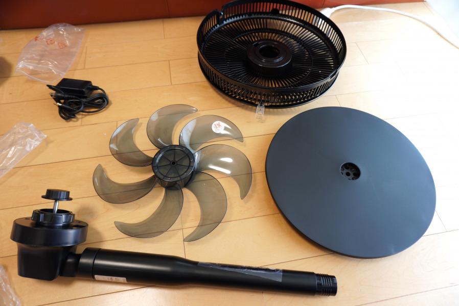TT-TF009扇風機 taotronics