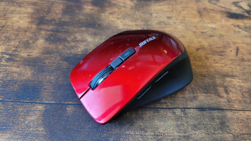 baffalo マウス