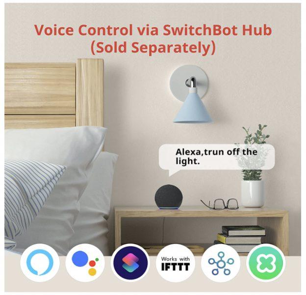 SwitchBot スマートスピーカー
