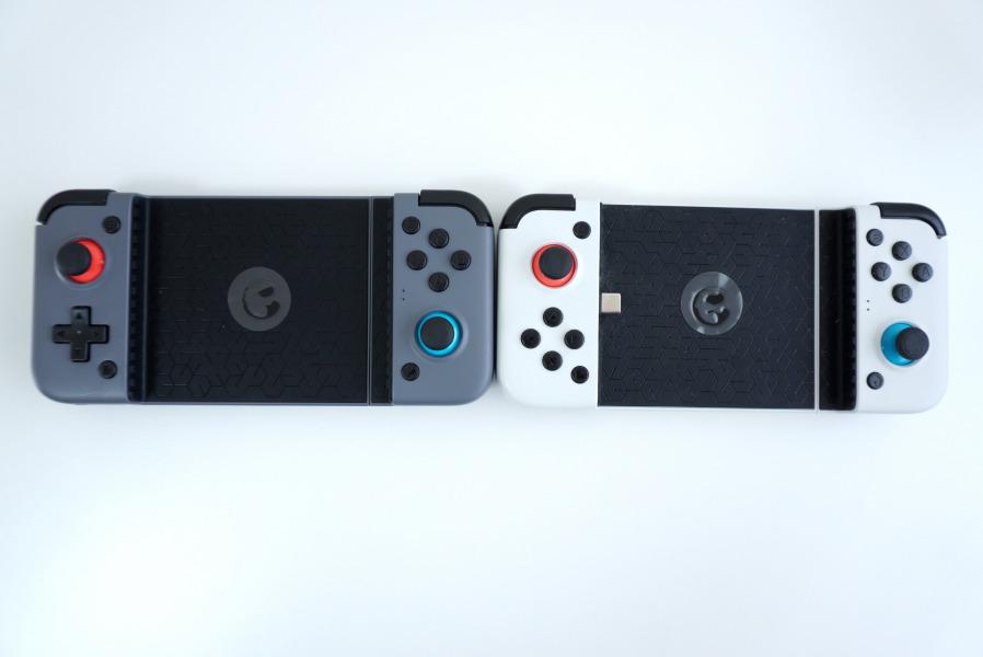 Gamesir X2 Bluetooth 比較