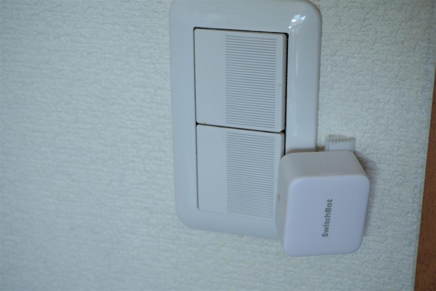SwitchBot 壁スイッチ
