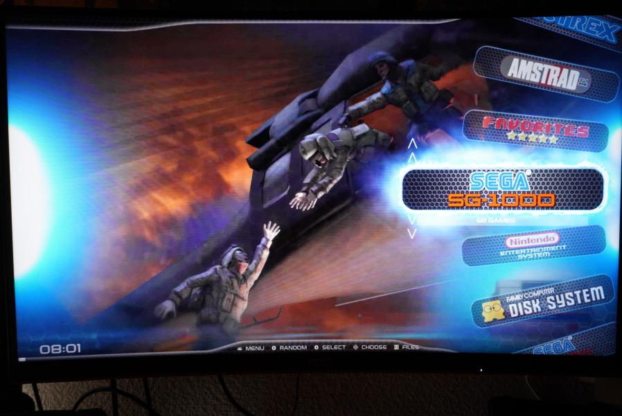 GAME BOX G5 Emuelec3.9
