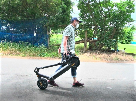 J-max 引き歩き
