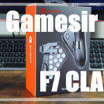 gamesir f7 claw タブレット用コントローラー
