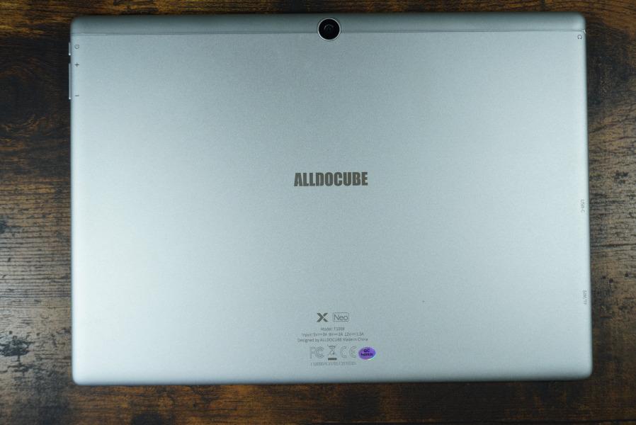 Alldocube X Neo 背面