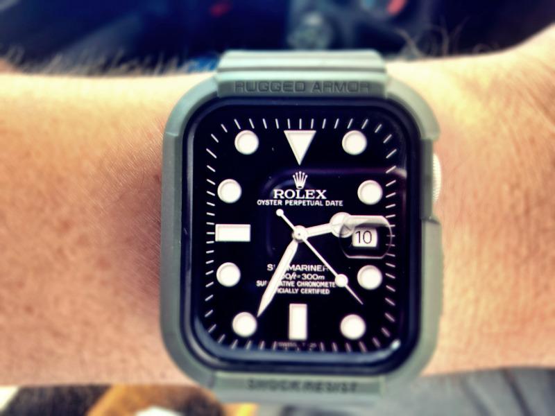 サブマリーナ Apple Watch用文字盤
