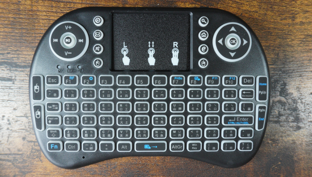 EVPAD 6P Bluetooth子キーボード
