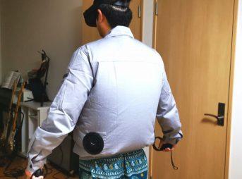 空調服 VR