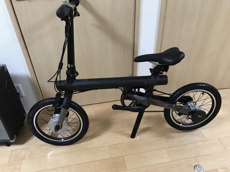 Qicycle xiaomi