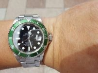 Rolex グリーンサブ