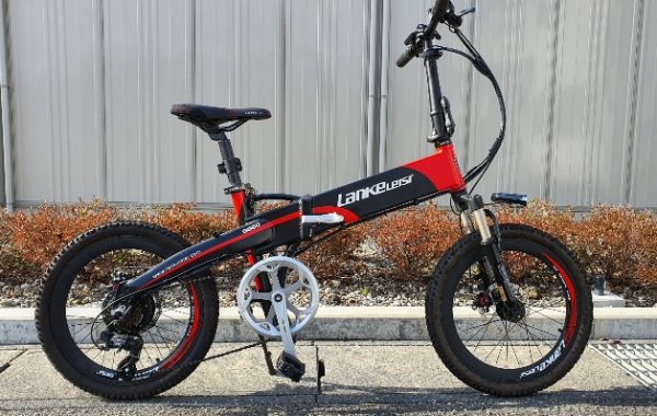 フル電動自転車