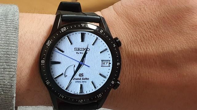 Seiko huawei watch gt2