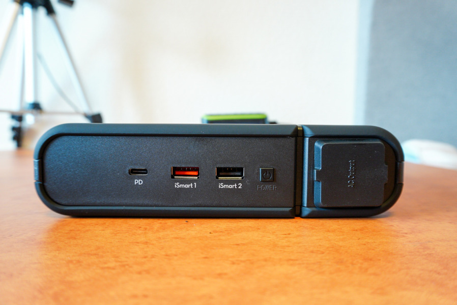RAV Power 30000mAh 側面