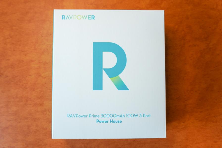 RAV Power 30000mAh 箱